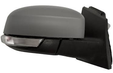 Replacement wing mirror for Ford Focus 2012 - 2014 right side